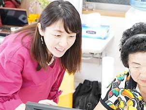 パソコン教室の授業風景05